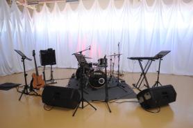 Музыкальные инструменты на свадьбе